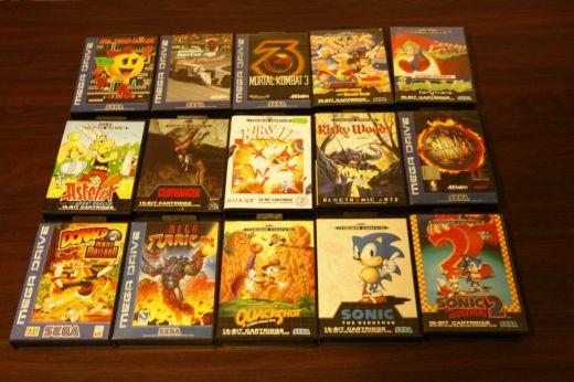 TIP na nákup: ultimátní Sega Mega Drive, Horst doporučuje!