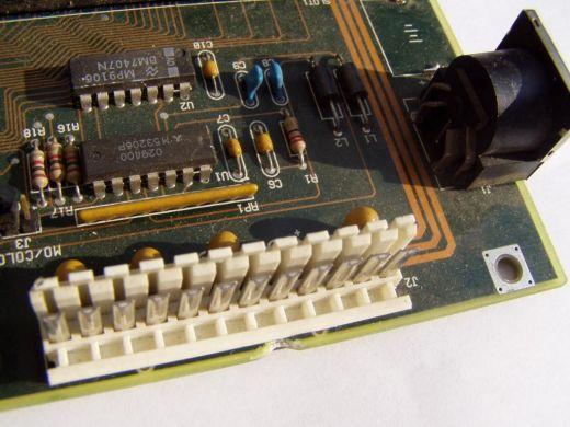 FIC386SX-16-20I-damagedPCBwithremovedshortedtantalcapabove