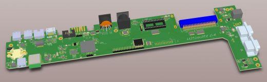 The Ultimate-64, nová FPGA C64 deska