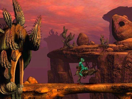Oddworld: Abe's Oddysee zdarma na GOG