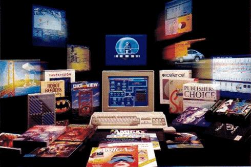Amiga – jak začít?