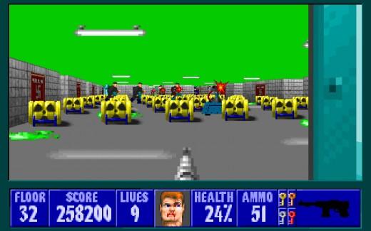 Wolfenstein 3D: Atomprojekt – nové dobrodružství agenta B.J. Blazkowicze