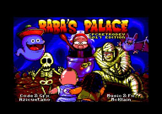 Baba's Palace, skvostná logická novinka pro CPC