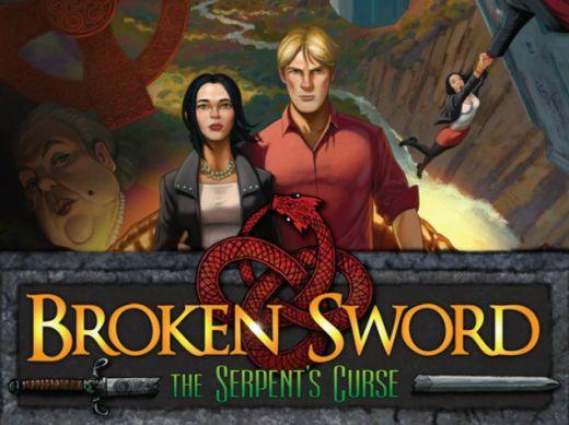 Broken Sword na Kickstarteru
