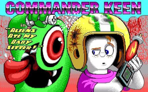 Commander Keen slaví 20. výročí