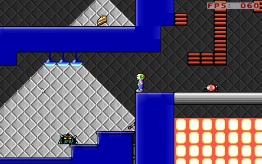 Commander Keen remake – Commander Genius