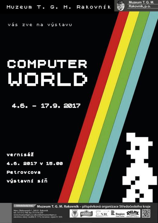Výstava Computer World v Rakovníku