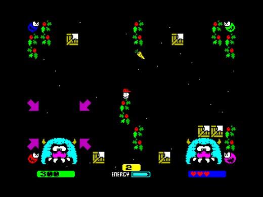 Crappy Crates, novinka pro ZX Spectrum