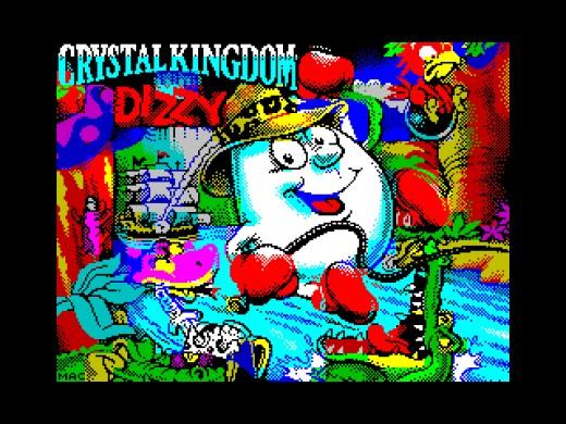 Crystal Kingdom Dizzy 2017, ze ZX na ZX
