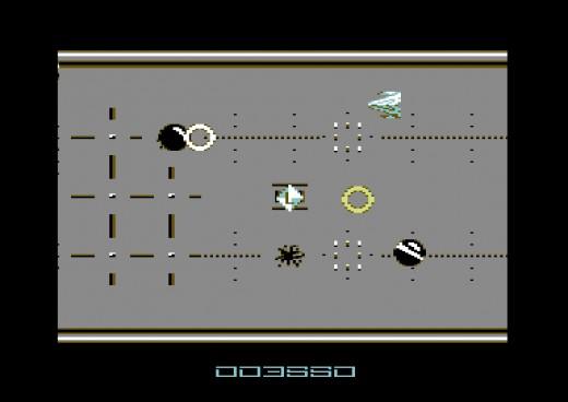 Delta Run, nová vesmírná střílečka pro Commodore 64