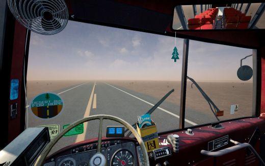 Desert Bus VR, remake nejnudnější hry všech dob