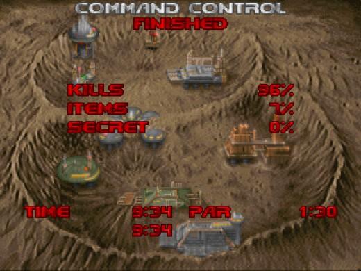 Další nová mapa pro Doom od Johna Romera