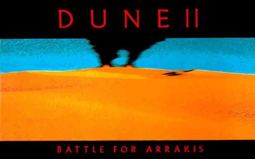 Dune 2 Wallpaper