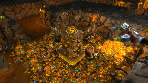 DUNGEONS 2 zdarma na Humble Store (Steam kód)