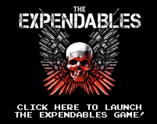 Expendables už nyní na vašich monitorech!