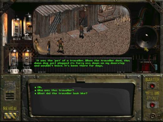 Fallout 1, část třetí – Junktown