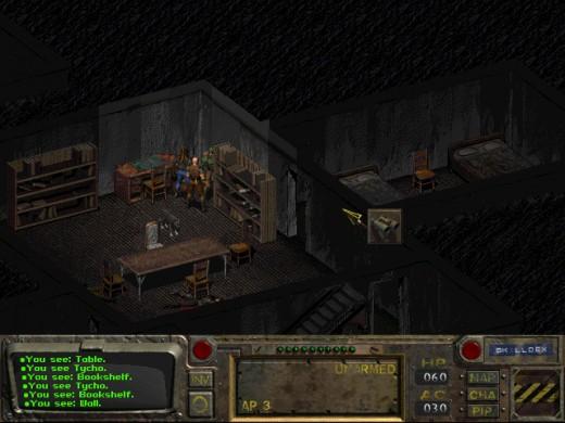 Fallout 1, část pátá – znovu Hub