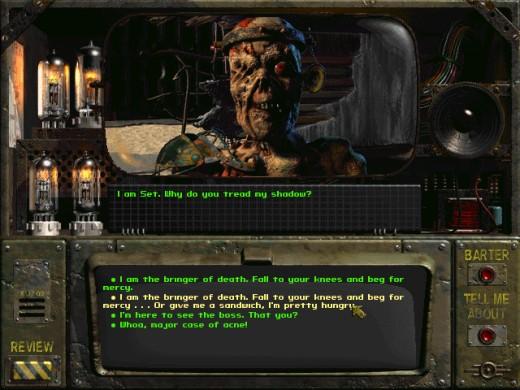 Fallout 1, část šestá - Necropolis