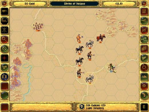 Fantasy General zdarma na GOG