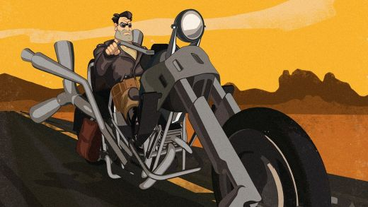 Full Throttle Remastered vyjde v dubnu