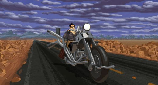 Full Throttle Remastered na GOG