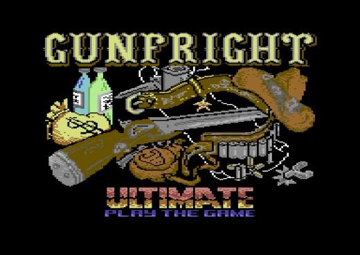 Gunfright, nová hra pro C64 / C128 / Plus4