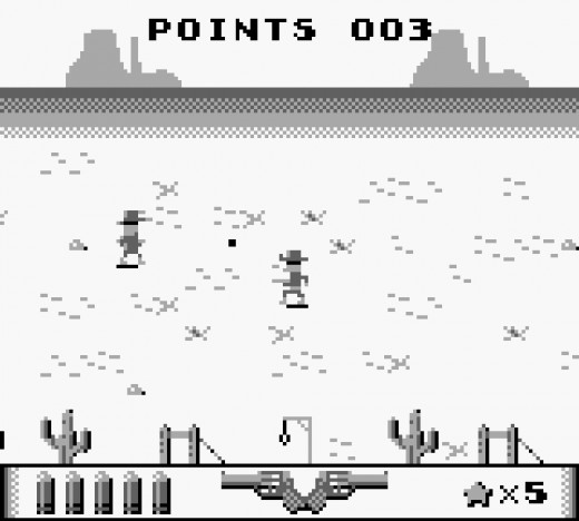 Rocket Man, Guns and Riders – dvě novinky pro Game Boy