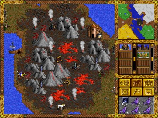 Heroes of Might & Magic 1