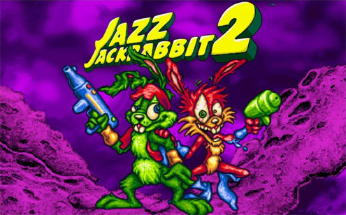 Jazz Jackrabbit: Holiday Hare za Vánoce snesitelnější