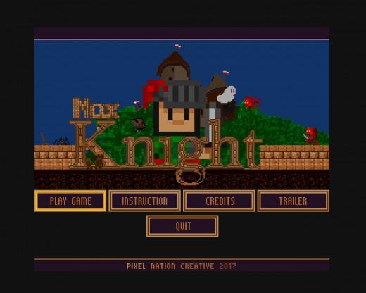 Max Knight, nová hopsačka pro počítače Amiga