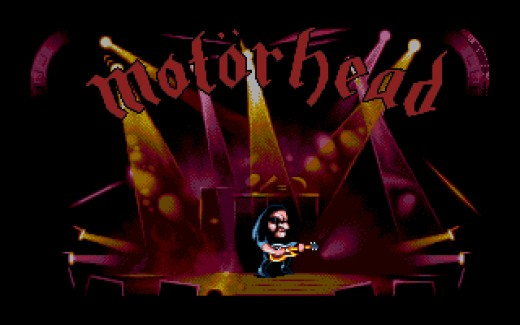 Motörhead – Amiga