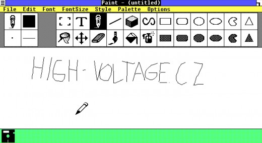 Microsoft končí s Malováním, zkuste si první verzi přímo v prohlížeči
