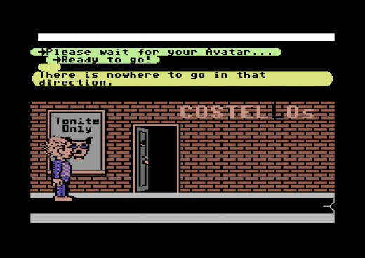 Zahrajte si Habitat, MMO z roku 1986