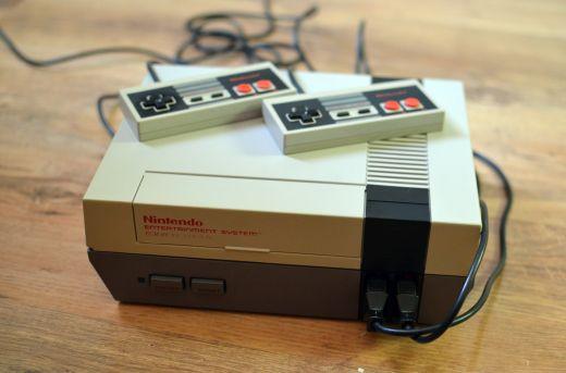 Nově ve sbírce: Nintendo NES