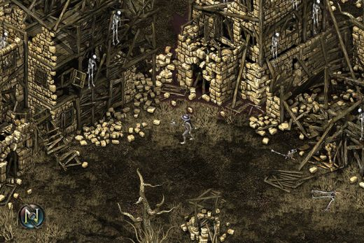 Nyrthos, nové akční RPG od pražského studia BeerDeer