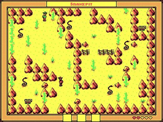 CGA JAM => 3 nové hry pro DOS!