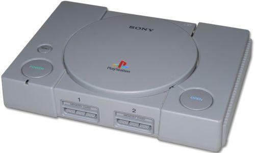 Now I have a Playstation, ho ho ho!