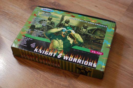 PolyStation Knight&Worriors VS-102, revoluce na poli zábavy