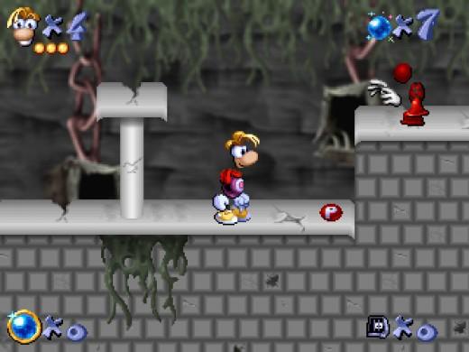 Rayman: The Dark Magician's Reign of Terror, pocta klasickým hopsačkám
