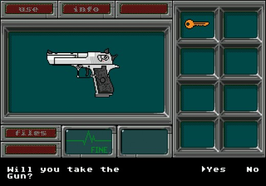 Resident Evil na konzoli SEGA Mega Drive
