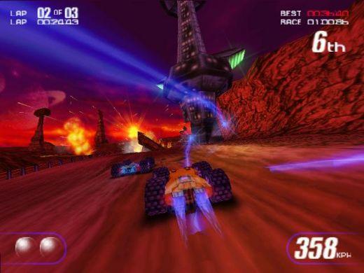 7 závodních her, které nesmí chybět na vašem netbooku