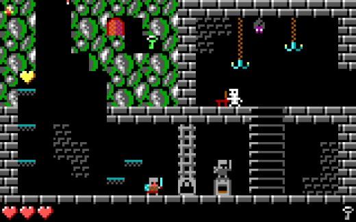 Soutěž – tvorba hry pro DOS – 2017 – dobojováno!