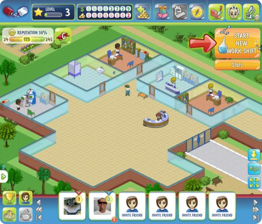 Simply Hospital – Theme Hospital na Facebooku, skoro