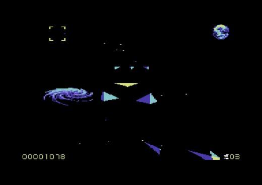 Slipstream, novinka pro C64 a C16