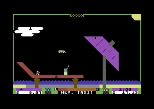 Hráli jste: Ugh! & Space Taxi?