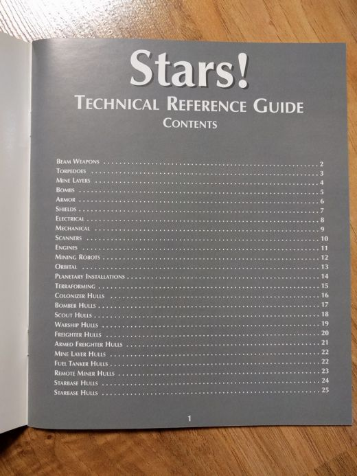 Krabice: Stars!