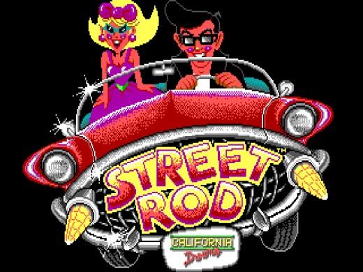 Hráli jste: Street Rod?