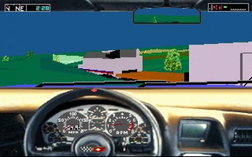 Zlé věci: Test Drive 3