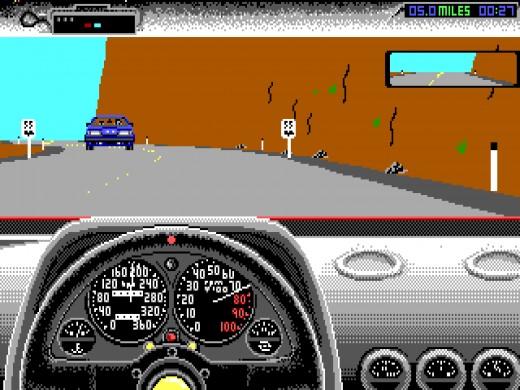 Test Drive 2: Need for Speed nemajetných