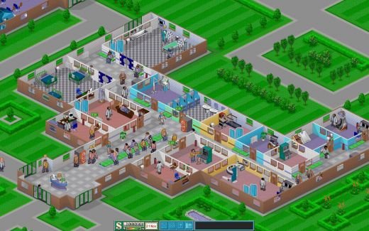 CorsixTH: zahrajte si Theme Hospital v HD